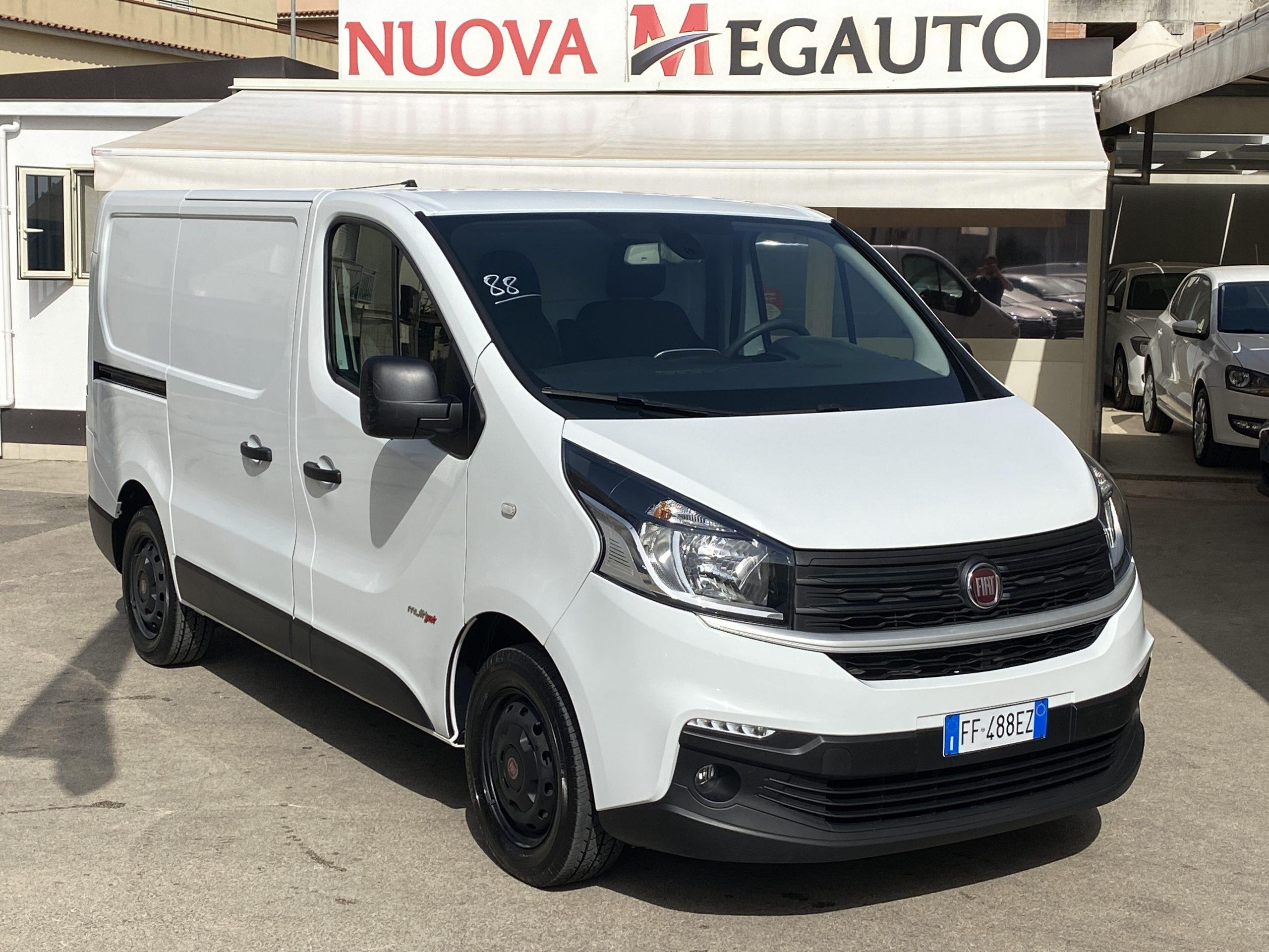 Fiat Talento 1.6 Multijet 116CV PC-TN Furgone 11q