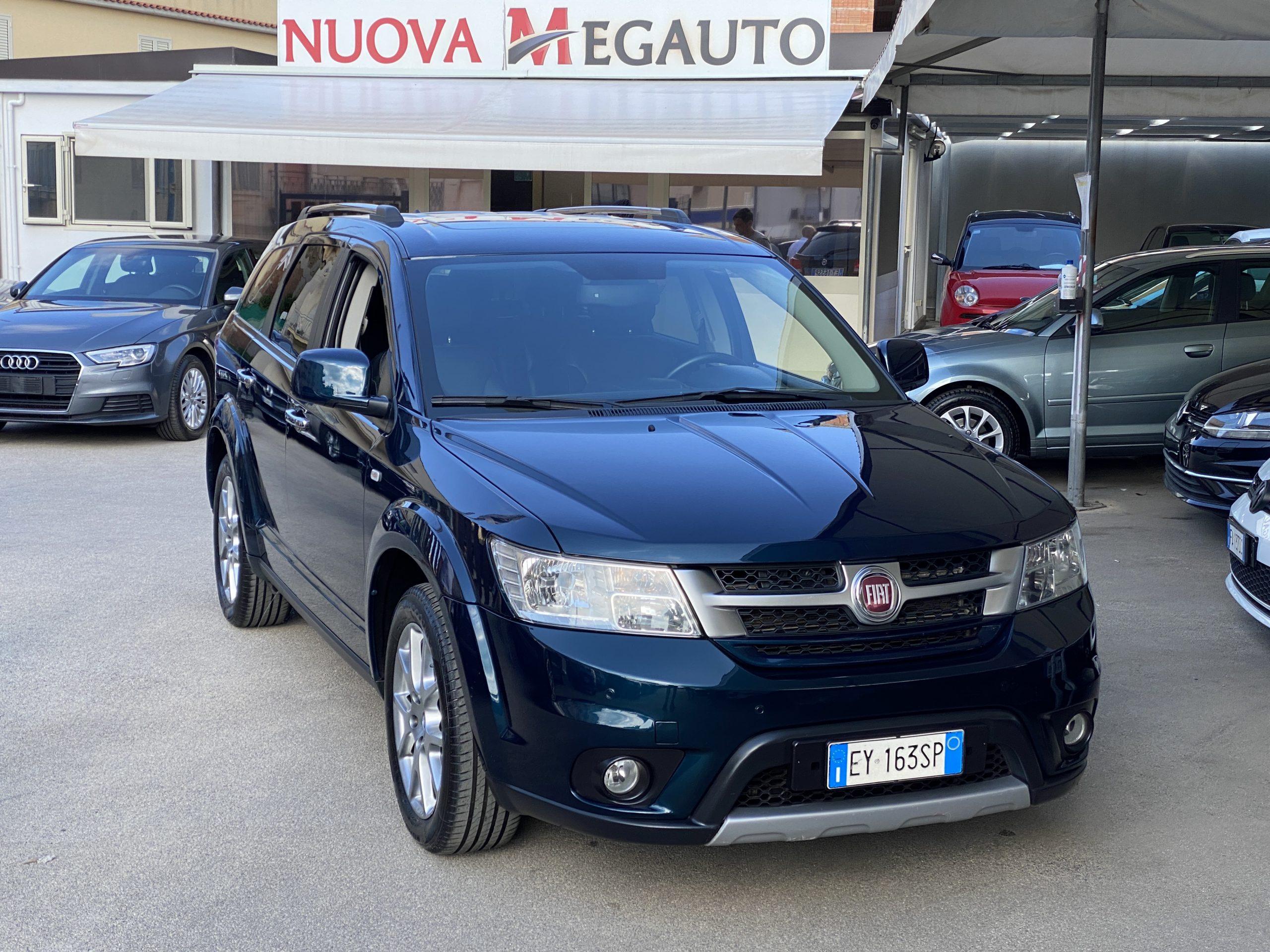 Fiat Freemont 2.0 Mjt 170 CV 4×4 Aut. Lounge 2015
