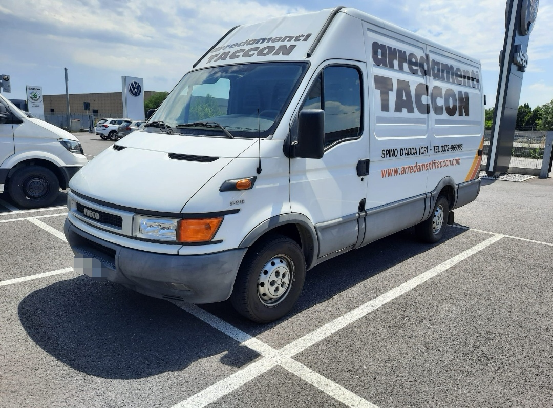 IVECO DAILY 35 S13SV/P H2