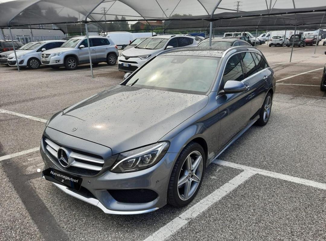 Mercedes-Benz Classe C Station Wagon 220 D 4Matic Auto Premium