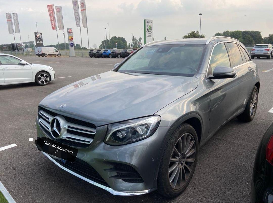 Mercedes-Benz GLC Suv 250 D 4Matic Premium