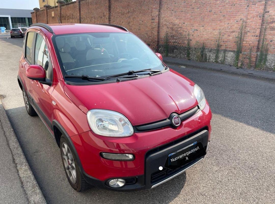 Fiat Panda 1.3 MJT S&S 4×4