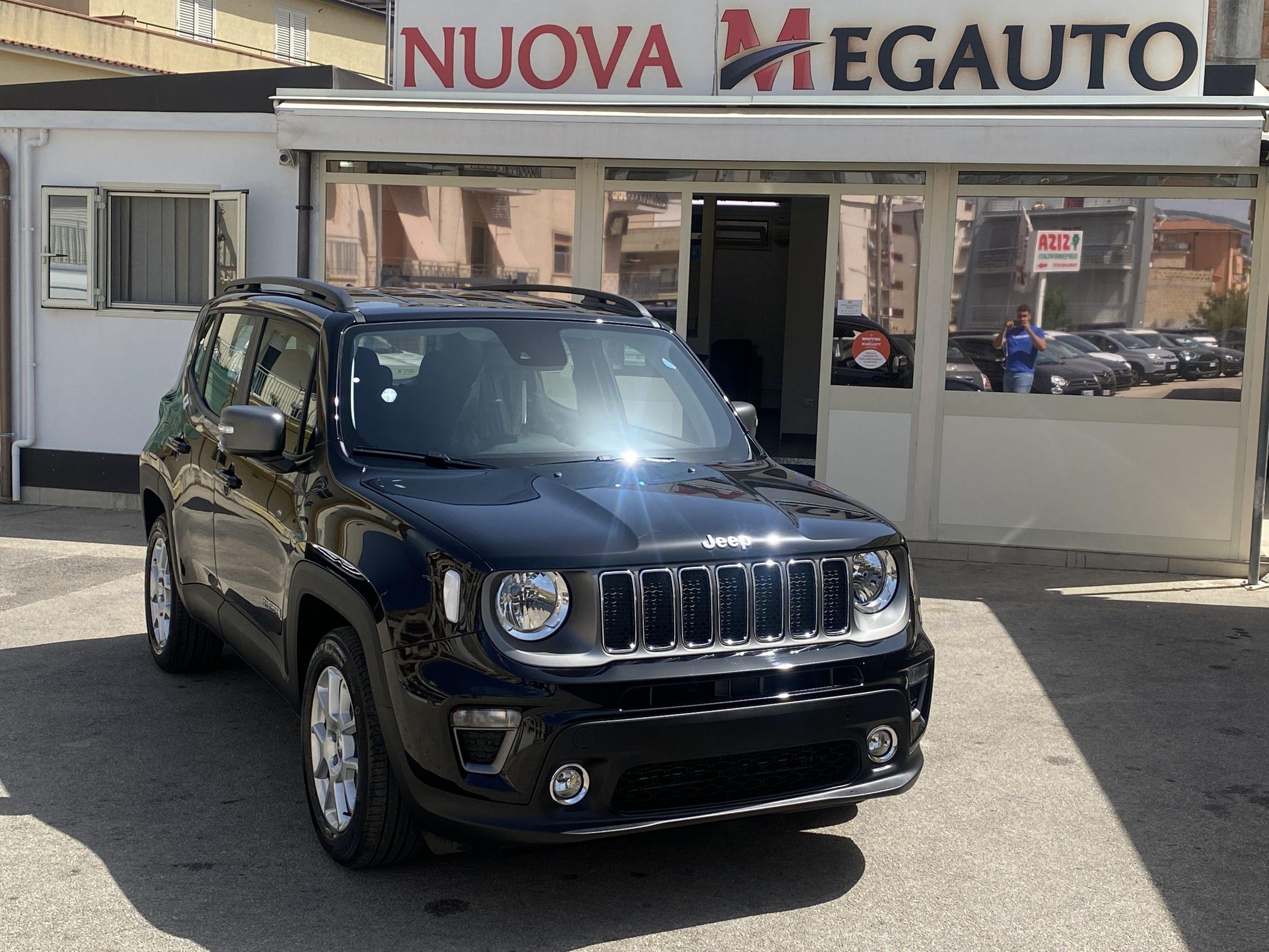 Jeep Renegade 1.6 Mjt LIMITED 130CV My2021 Km0