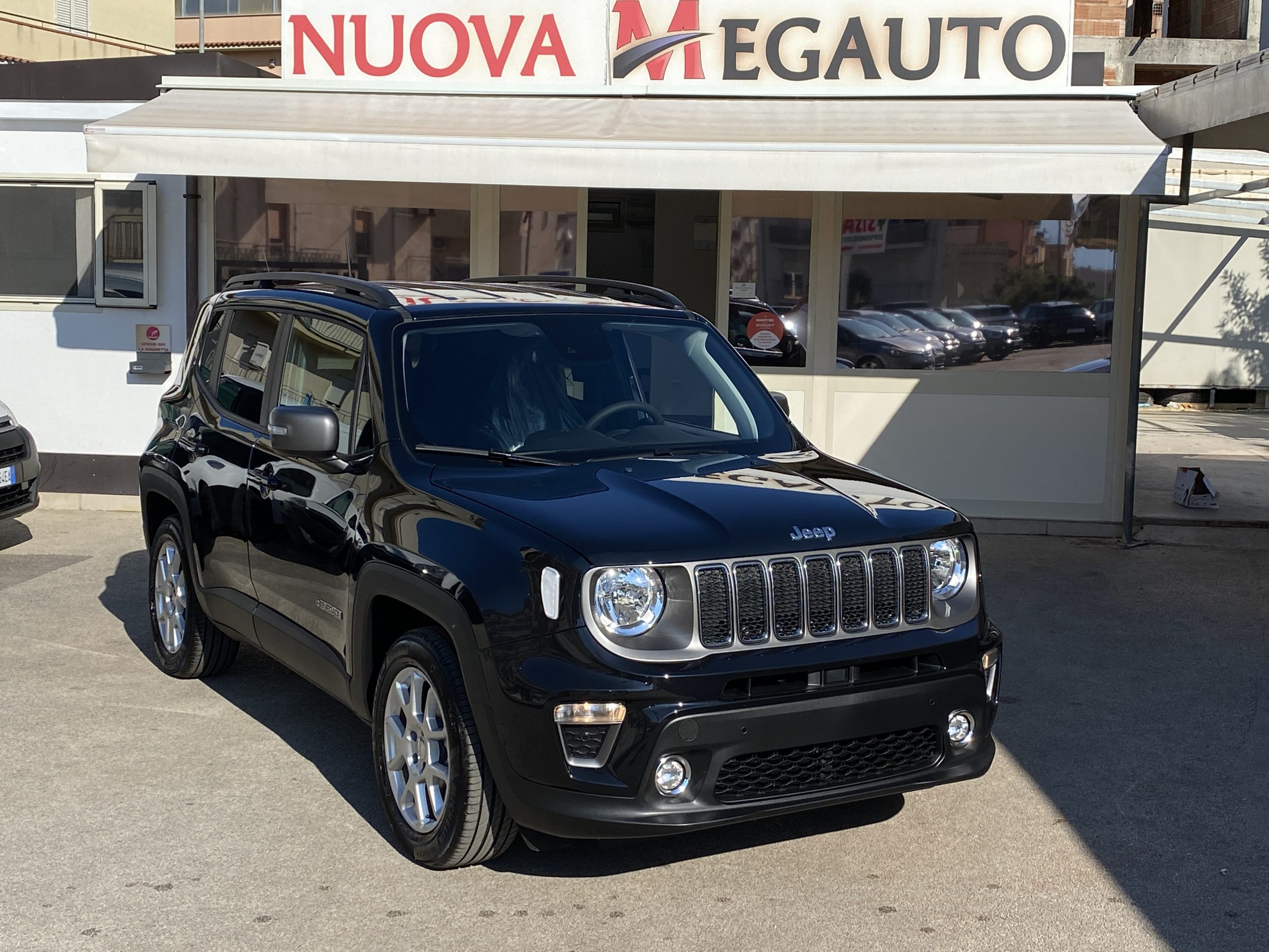 Jeep Renegade 1.6 Mjt LIMITED 130CV My2021 Km0 NAVI