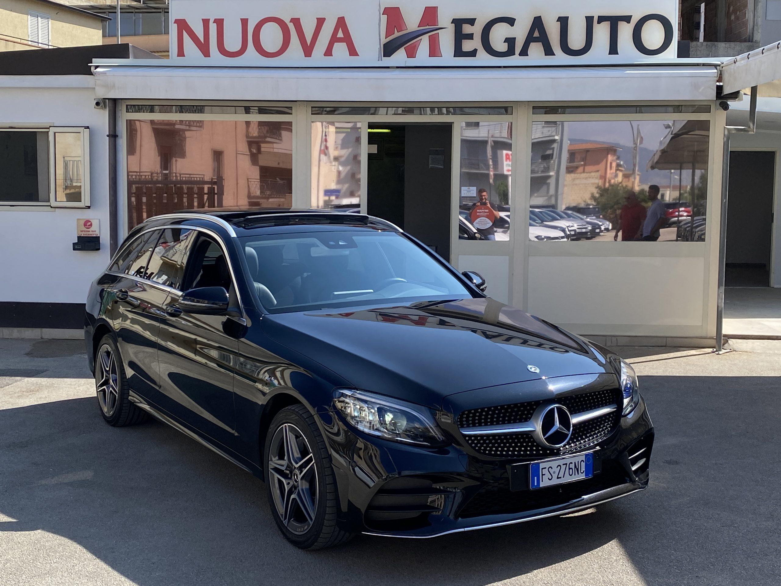 Mercedes-Benz Classe C 220 D 4Matic Auto Premium 2019