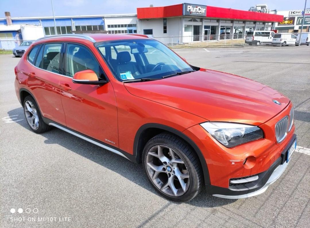 BMW X1 XDrive20d X Line