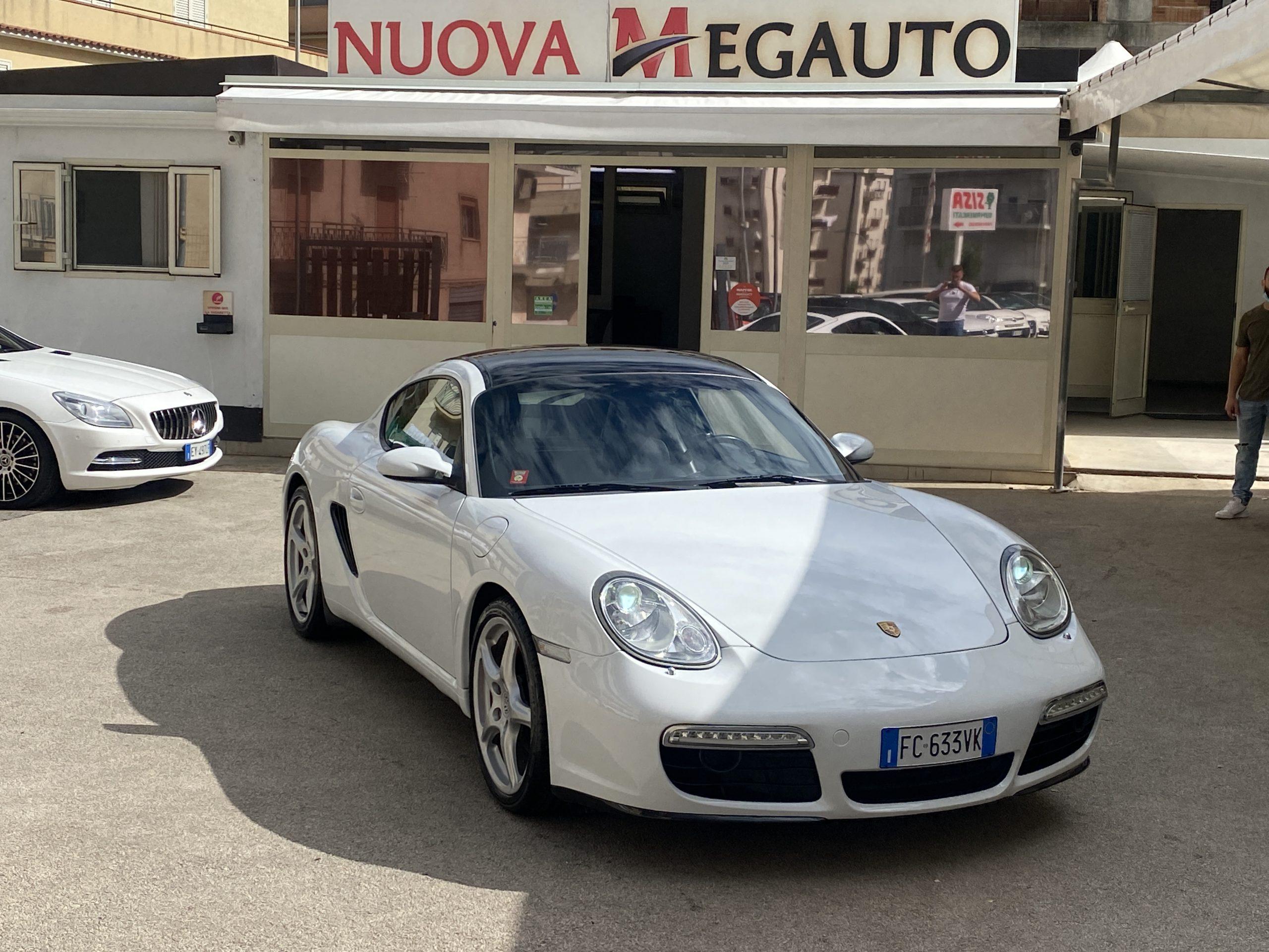 Porsche Cayman 3.4 S 295CV