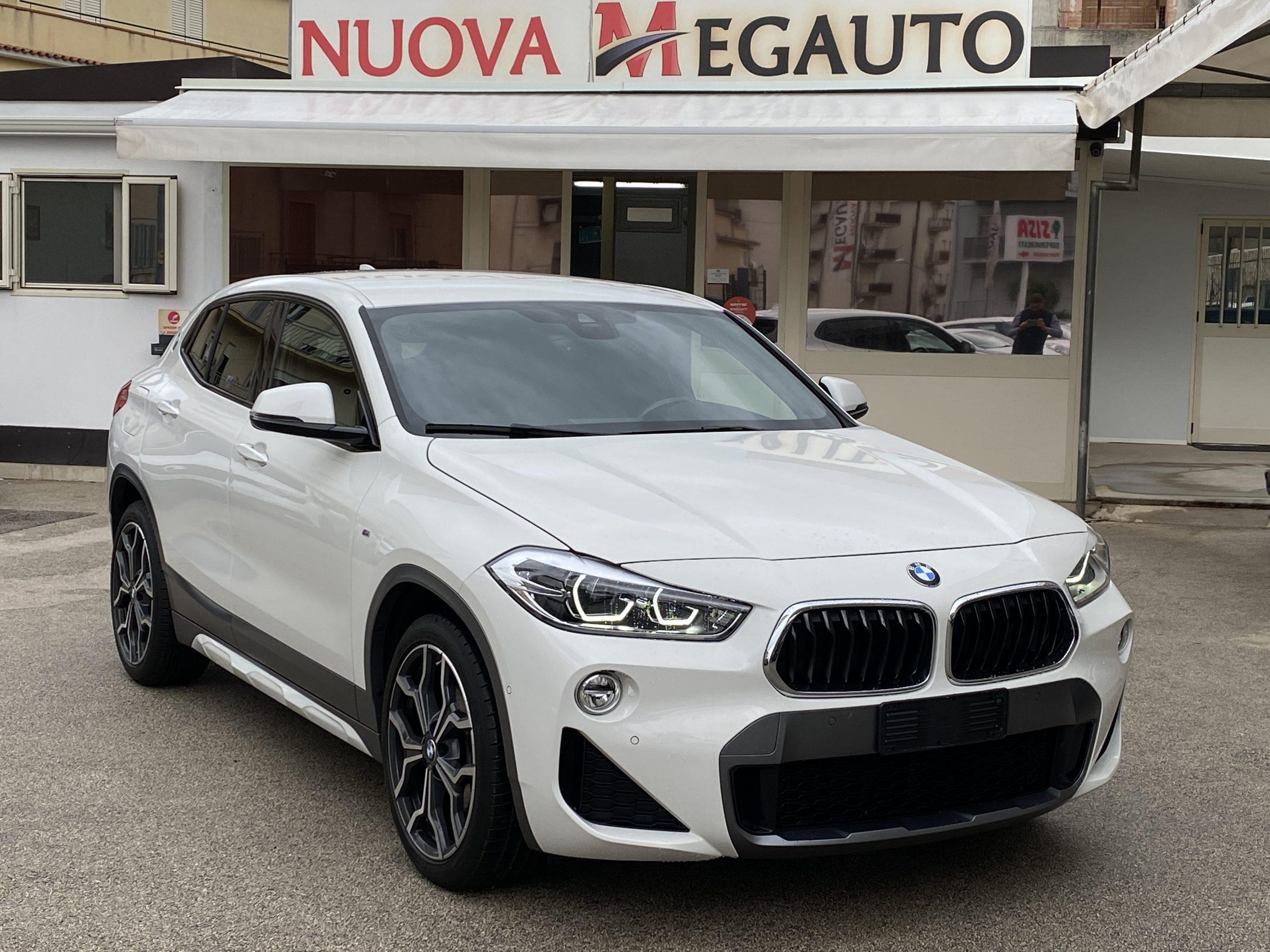 BMW X2 SDrive 18d M Sport X