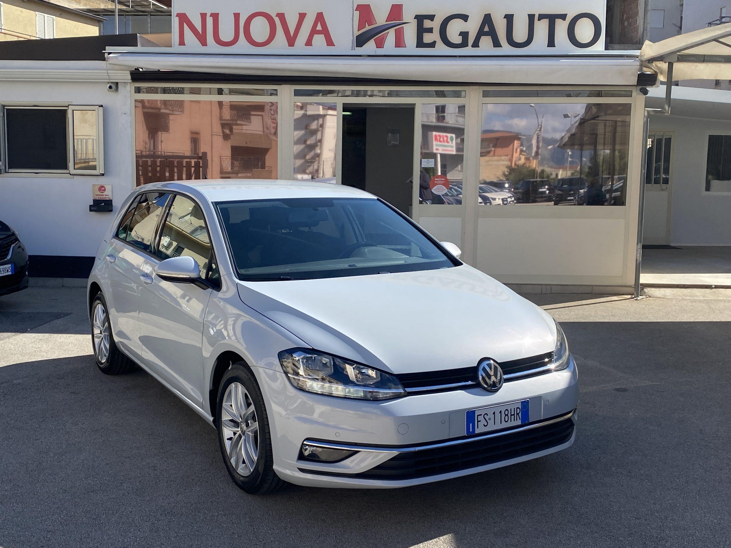 Volkswagen Golf 1.6 TDI 115CV DSG 5p. Business BlueMotion Technology