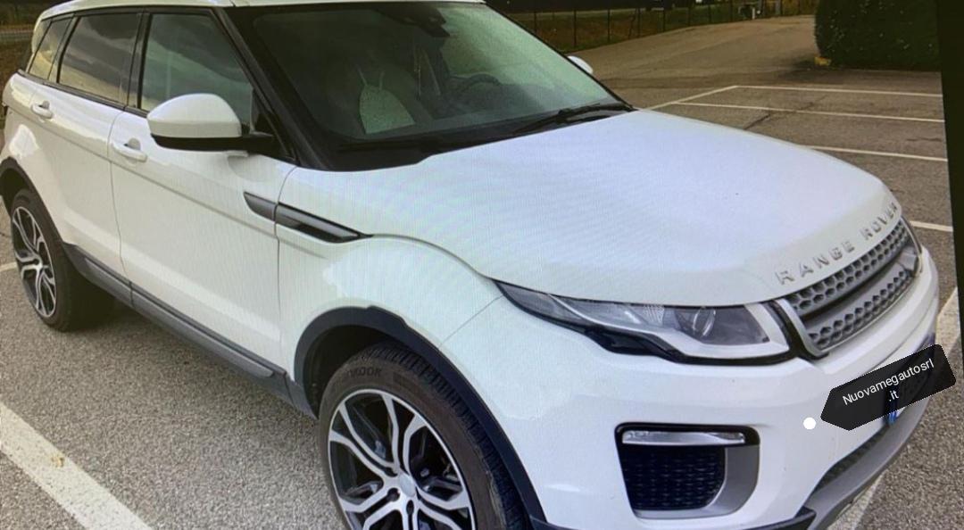 Land Rover Range Rover Evoque 2.0 TD4 150 CV 5p. Pure