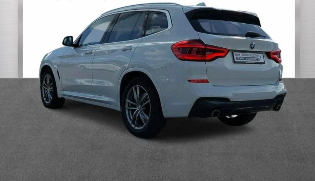 BMW X3 XDrive30d 249CV Msport