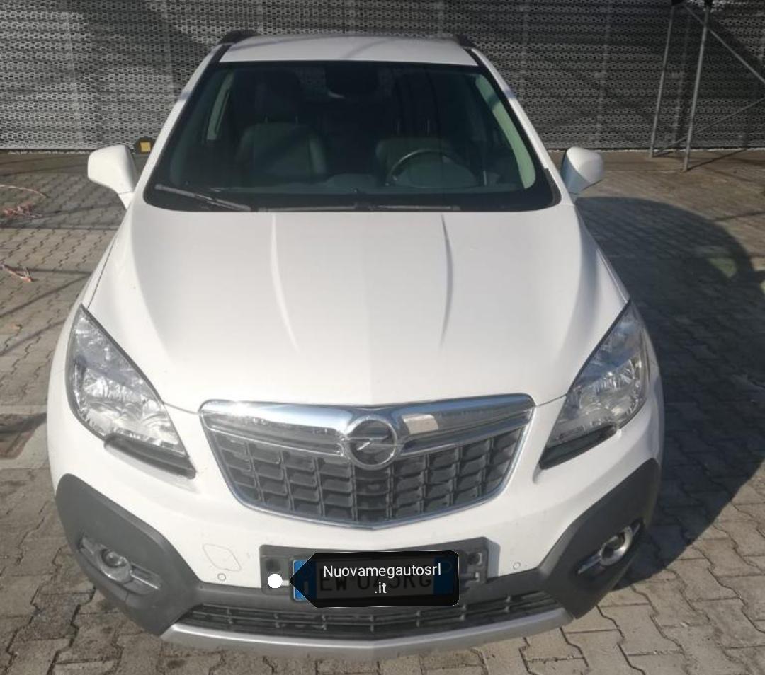 Opel Mokka 1.4 Turbo Ecotec 140CV 4×2 Start&Stop Cosmo